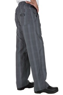 Gray Plaid UltraLux Better Built Baggy
