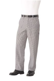 Checkered Chef Pant