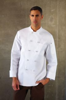 Colmar Basic Chef Coat-Chef Works