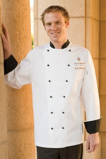 Paris Executive Chef Coat-