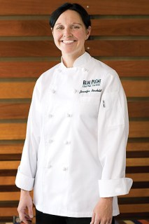 Chelsea Women's Basic Chef Coat-