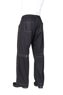 Cool Vent Mens Baggy Chef Pants-CW