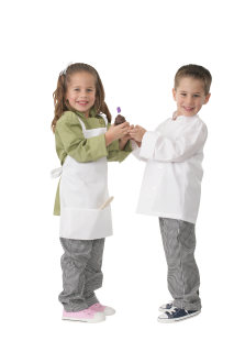 Children's Chef Coat-CW