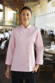 Marbella Women's Executive Chef Coat-CW