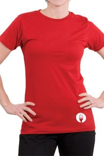 Women's Chef Works Logo Tee-