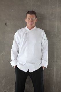 Trieste Premium Cotton Chef Coat-Chef Works