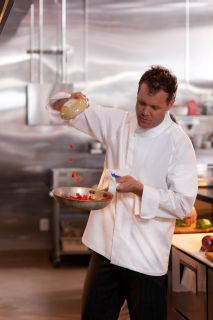 Seville Premium Cotton Chef Coat-Chef Works