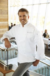 Lyon Executive Chef Coat-