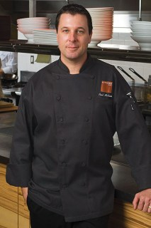 Charcoal Executive Chef Coat-CW