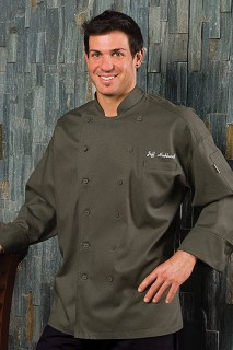 Olive Executive Chef Coat-