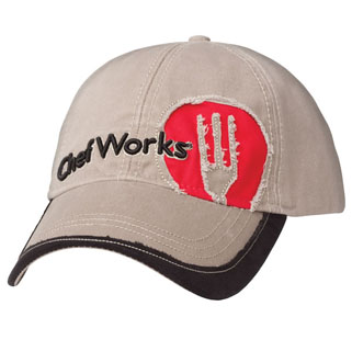 Cut-out Logo Cap
