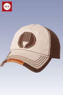 Distressed Logo Cap-