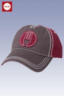 Stitched Logo Cap-CW