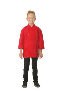 Kids Blue Chef Coat