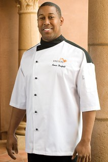 Metz Executive Chef Coat-CW