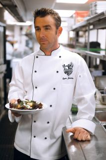 New Port Executive Chef Coat-