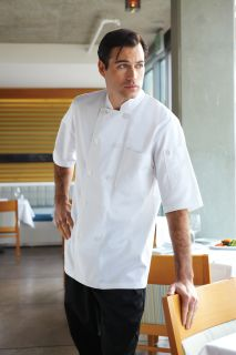 Volnay Basic Chef Coat-