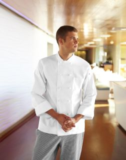 Bordeaux Basic Chef Coat