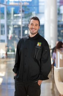 Amalfi Signature Series Long-Sleeve Coat-Chef Works