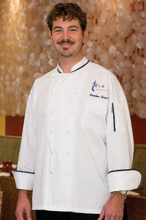 Evian Executive Chef Coat