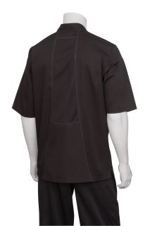 Valais V-series Chef Coat-