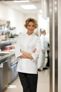 V-series Verona Women's Chef Coat-CW