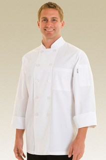 Le Mans Basic Chef Coat-CW