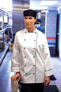 Lausanne Women's Executive Chef Coat-Chef Works