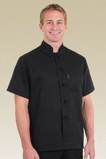 Short-Sleeve Server Coat-CW