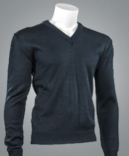 2010 V-Neck Pullover Sweater