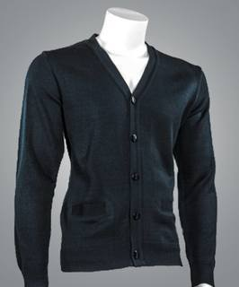 4015 V-Neck Button Front Cardigan-Cobmex