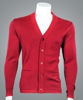 4018 V-Neck Button Front Cardigan-Cobmex