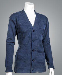 Cobmex Retail Clerk Long Sleeve Cardigan-Cobmex