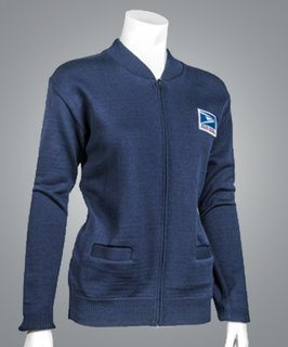 Cobmex Letter Carrier Jersey Cardigan-Cobmex