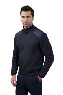 "Cobmex V-Neck Fleece Lined ""Commando"". Optional Badge Plate, Name Plate and Epaulets Included-"