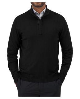 Cobmex Mens Quarter Zip Pullover-Cobmex