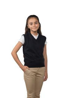 Cobmex YOUTH V-Neck Sleeveless Vest-Cobmex