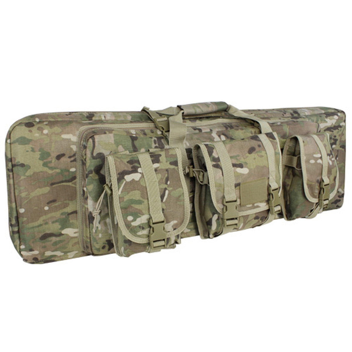 "36"" Double Rifle Case, Multicam"