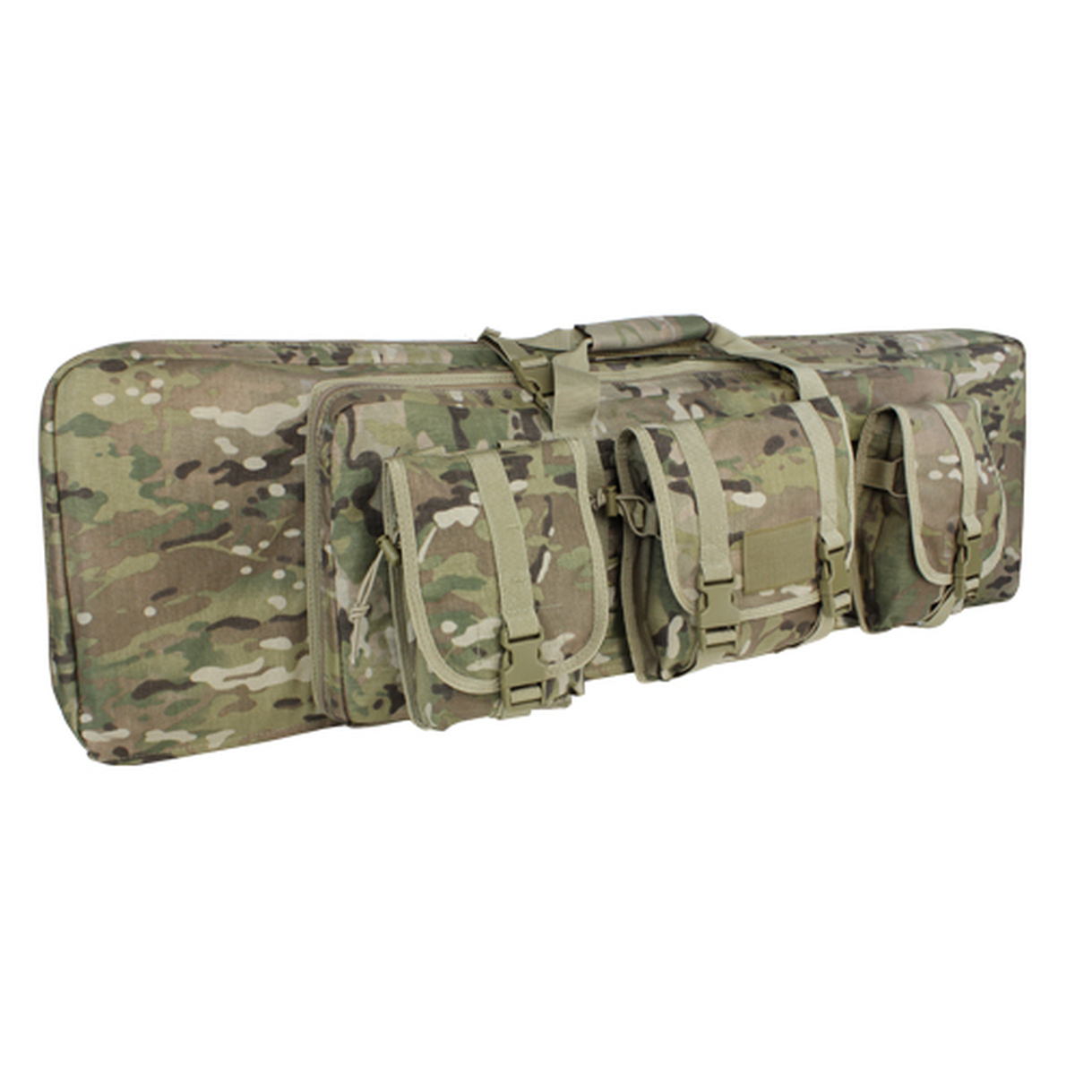 "2"" Double Rifle Case, Multicam-CondorOutdoor"