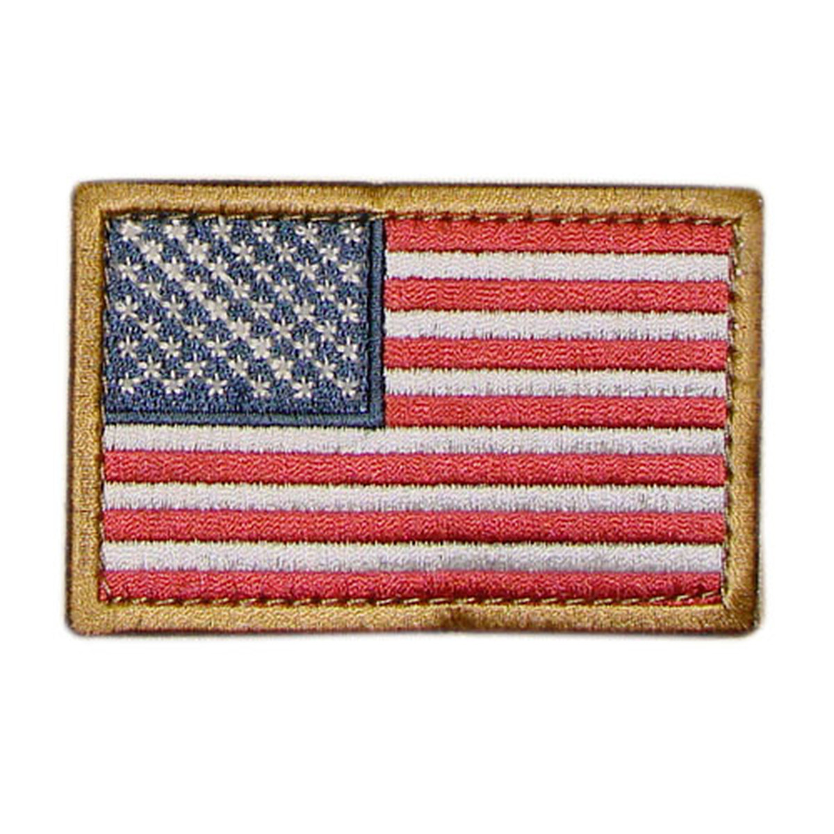 Us Flag Patch (6/Pack)-CondorOutdoor