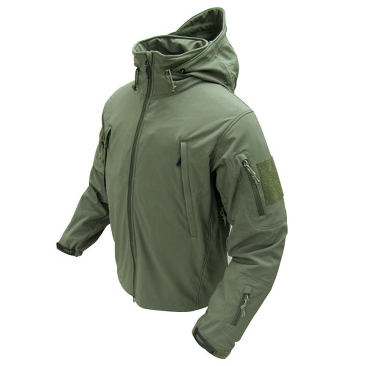 Summit Tactical Soft Shell Jacket