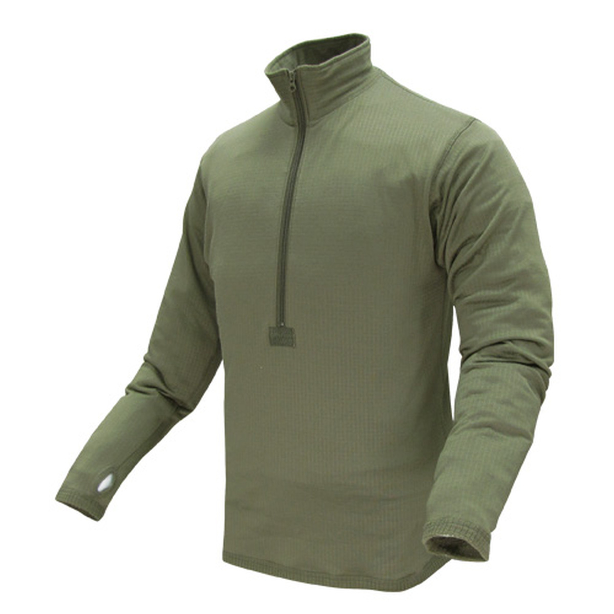 Base II Zip Pullover