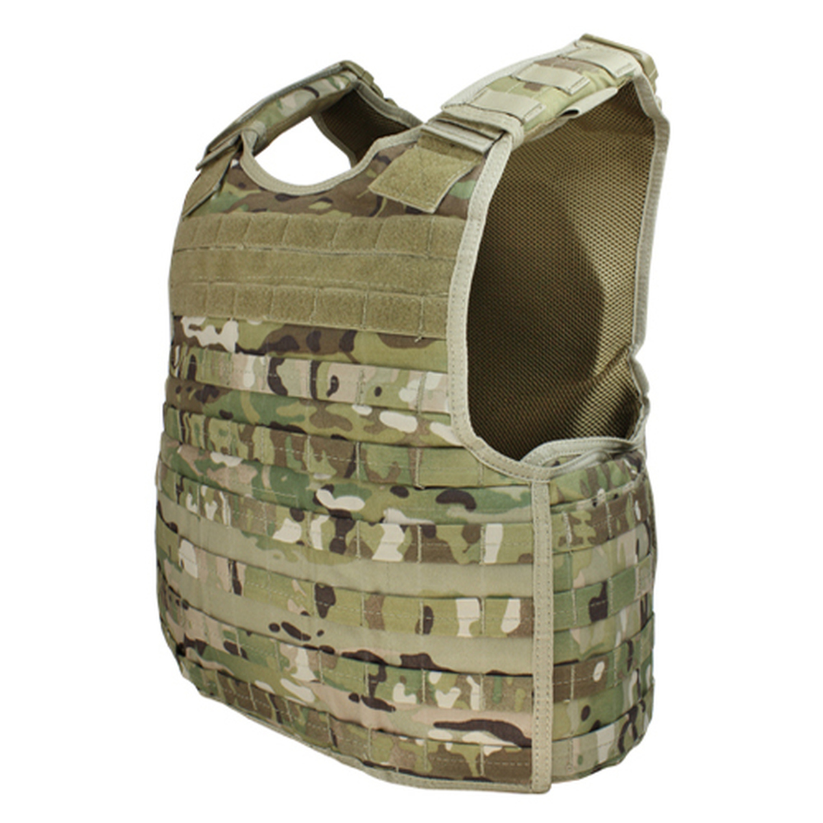 Defender Plate Carrier, Multicam-CondorOutdoor