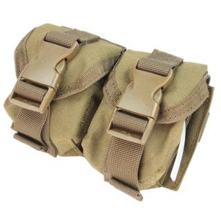 Double Frag Grenade Pouch-CondorOutdoor