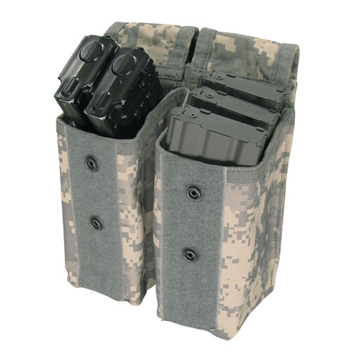 Double Ar/Ak Mag Pouch-