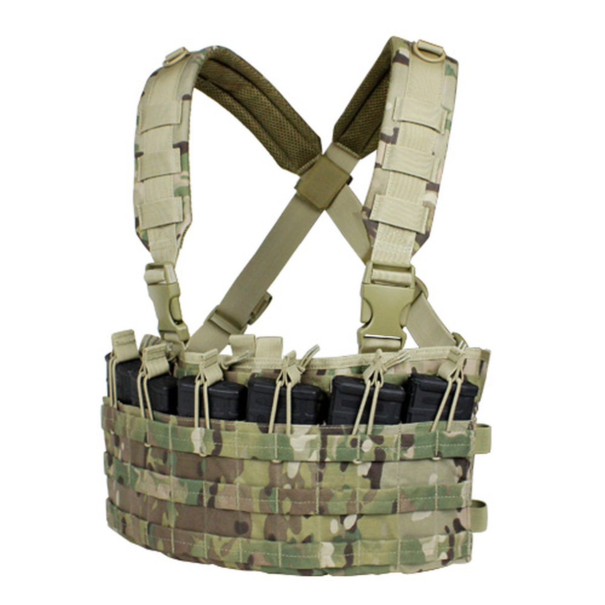 Rapid Assault, Multicam