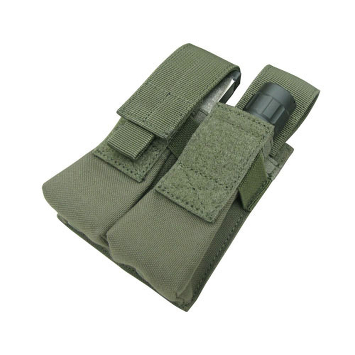 Double Flashlight / Tool Pouch