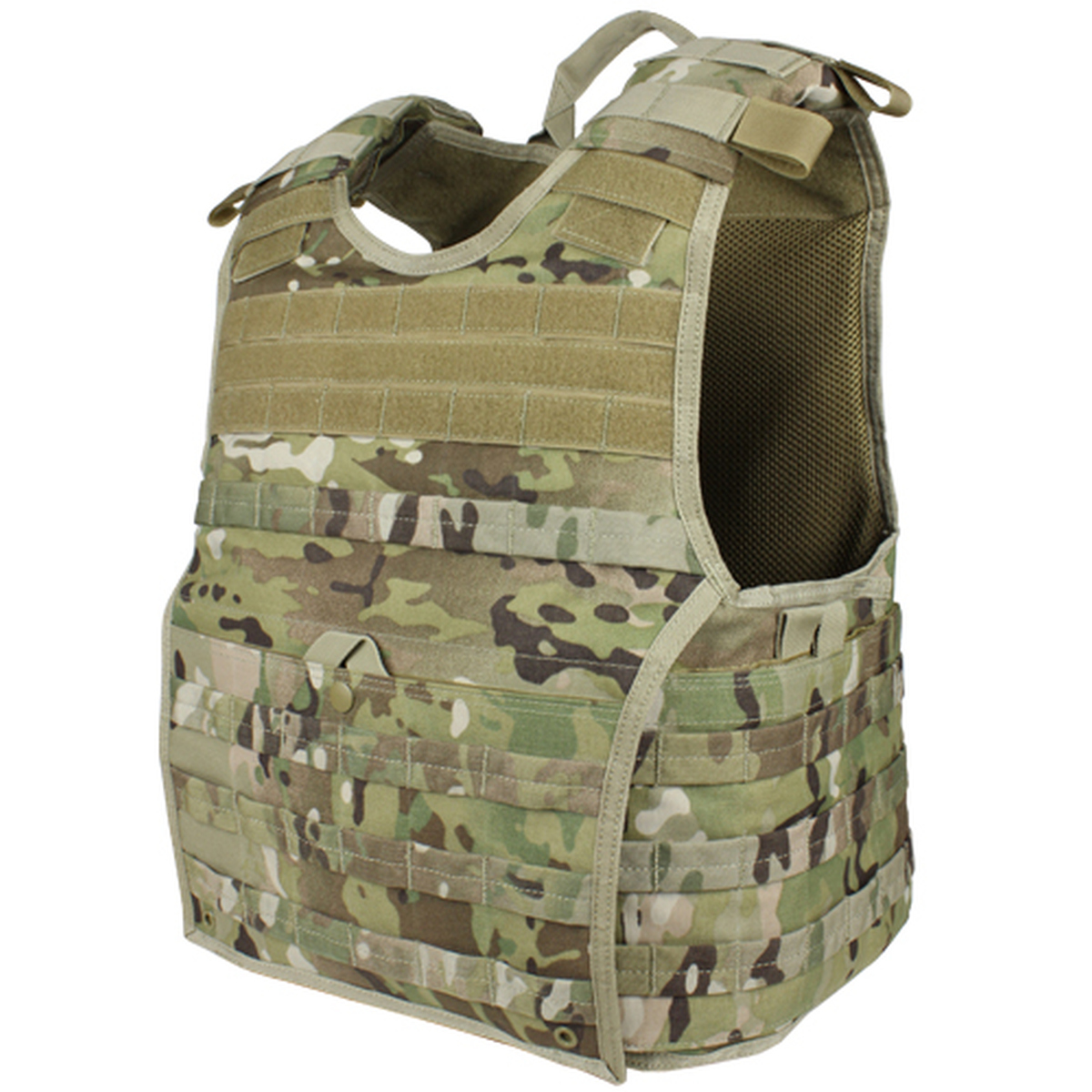 EXO Plate Carrier (L/XL) , Multicam-CondorOutdoor