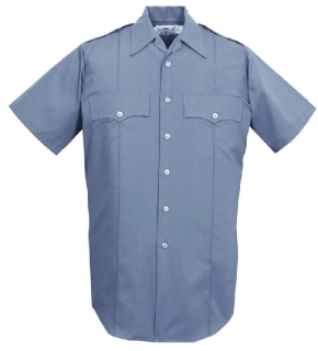 1674 Men's Short Sleeve Conqueror New York City Style Shirt-Leventhal