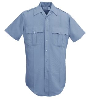 4225 Men's Short Sleeve Conqueror 65% Polyester/35% Cotton Shirt With Airo-Soft-Conqueror by Leventhal Ltd.